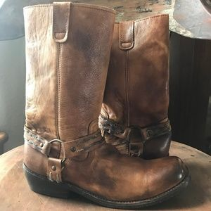 Bed Stu Harness Boots